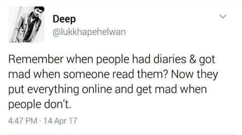 So true.  I follow back