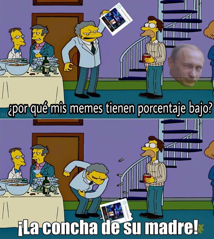 Será Porque Son Una Mierda Nah Meme By Maximuspotatus
