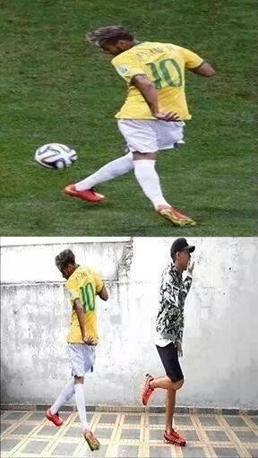 Passinho do Neymar
