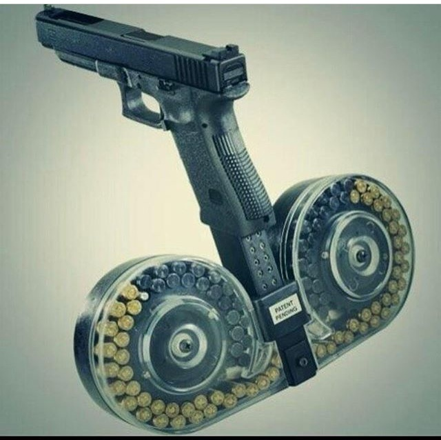 whene you always run out of ammo