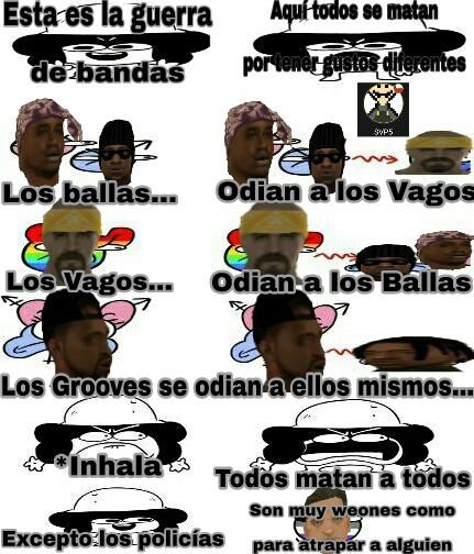 Gta San Andreas Facebook Mems: Grand Theft Auto San Andreas