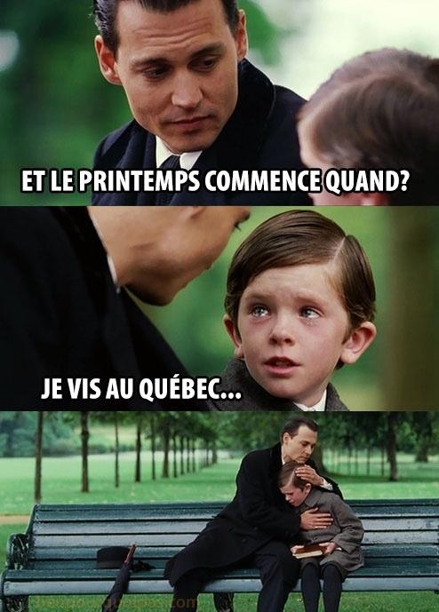 ah le Québec