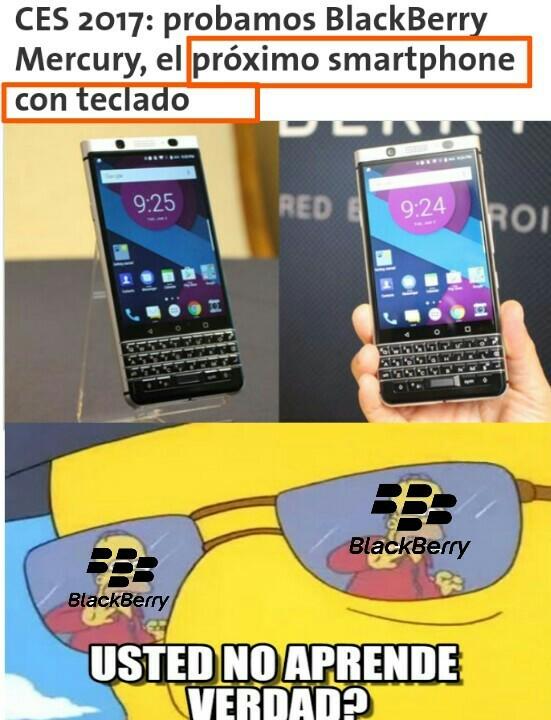 Estos BlackBerrys