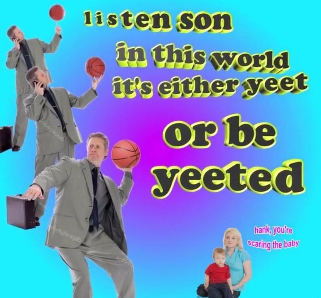 Yeet Meme