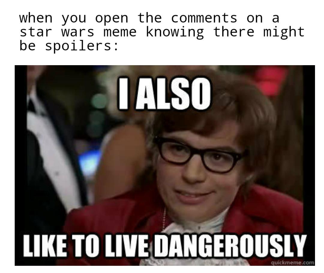 The last jedi meme by swagalicious memedroid