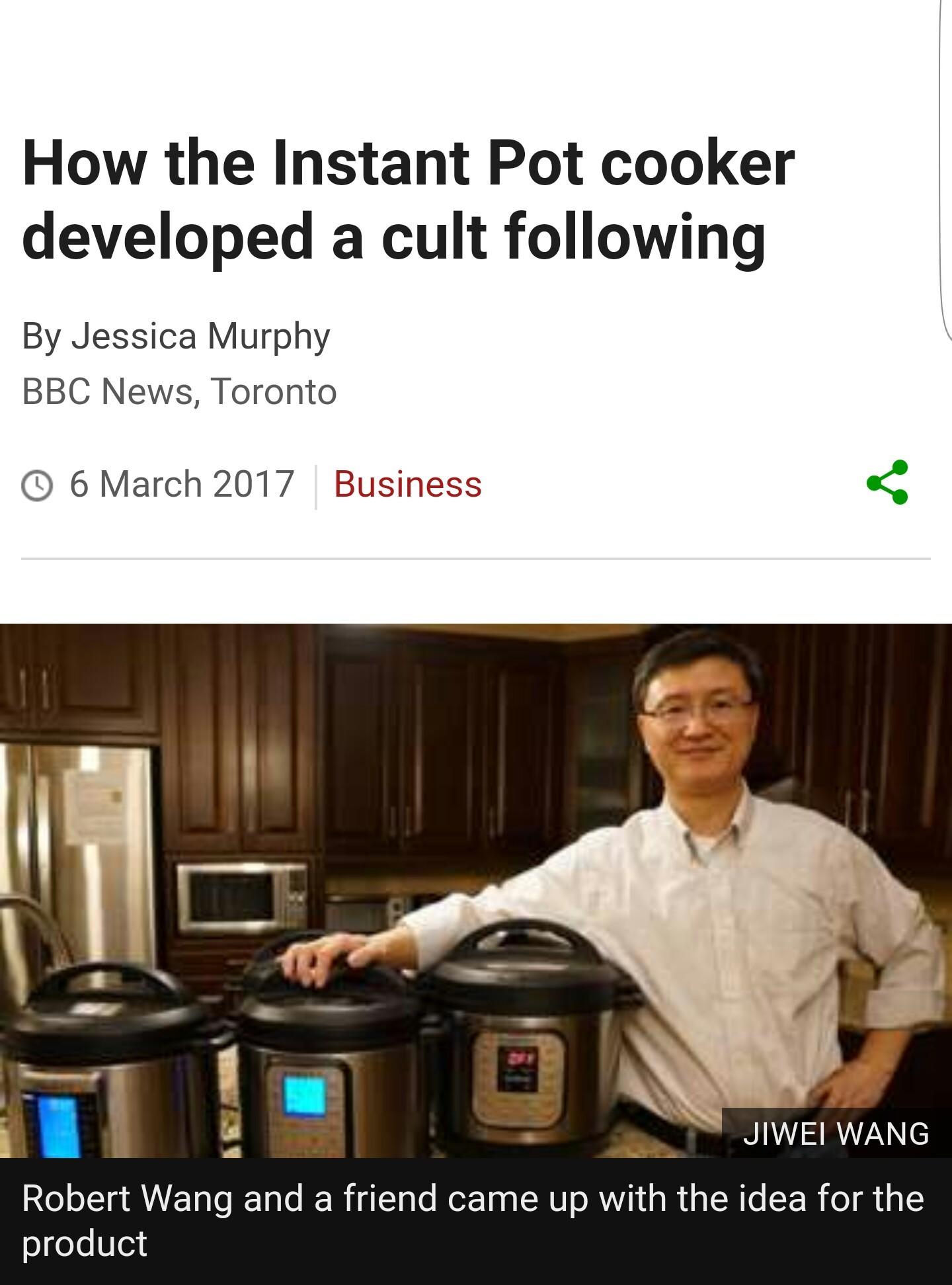 All hail pot cooker