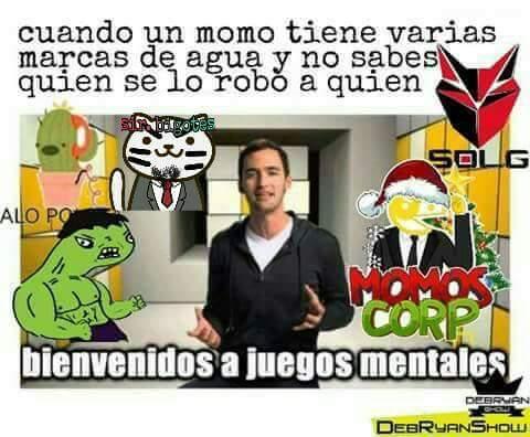 Bienvenidos A Juegos Mentales Meme By Perlasofiabc Memedroid