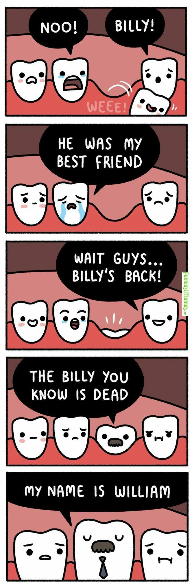 Billy noooo D: