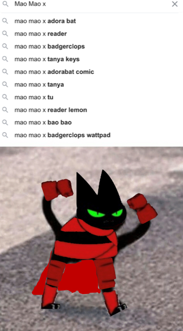 I M Legendaryboi Meme By Legendaryboi Memedroid Mao mao and adorabat get into a fight, which results in mao mao saying the wrong thing, causing adorabat to run away. i m legendaryboi meme by legendaryboi memedroid