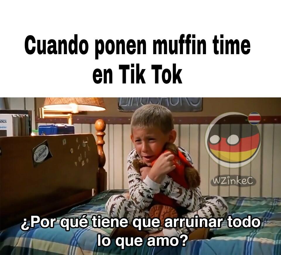 Tik tok es una mierda meme by wzinkec memedroid