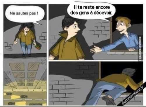Il A Des Gens Deception Meme By Jules17 Memedroid