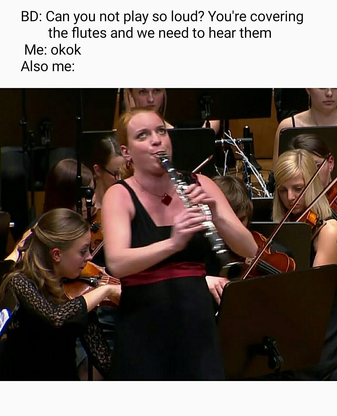 Bd Stands For Band Director Meme By Davidevandelli11 Memedroid