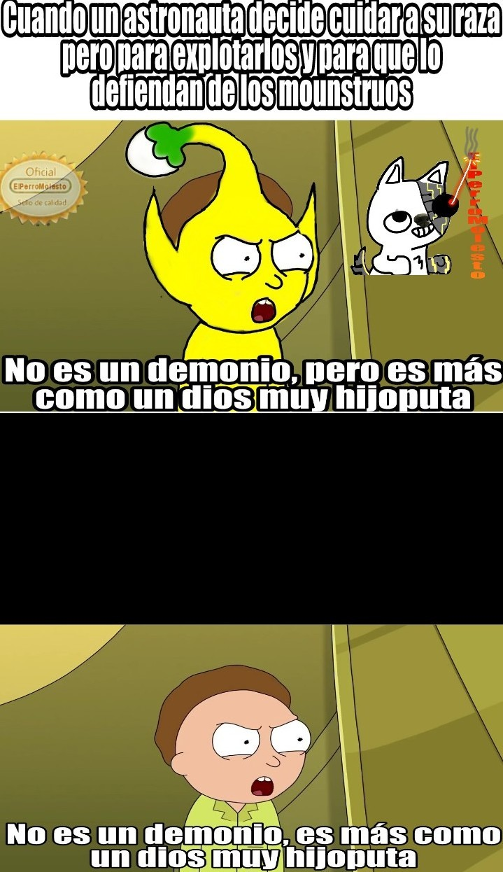 Pikmin Meme By Elperromolesto Memedroid