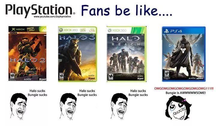 Destiny Sucks Meme By Awesomealan Memedroid