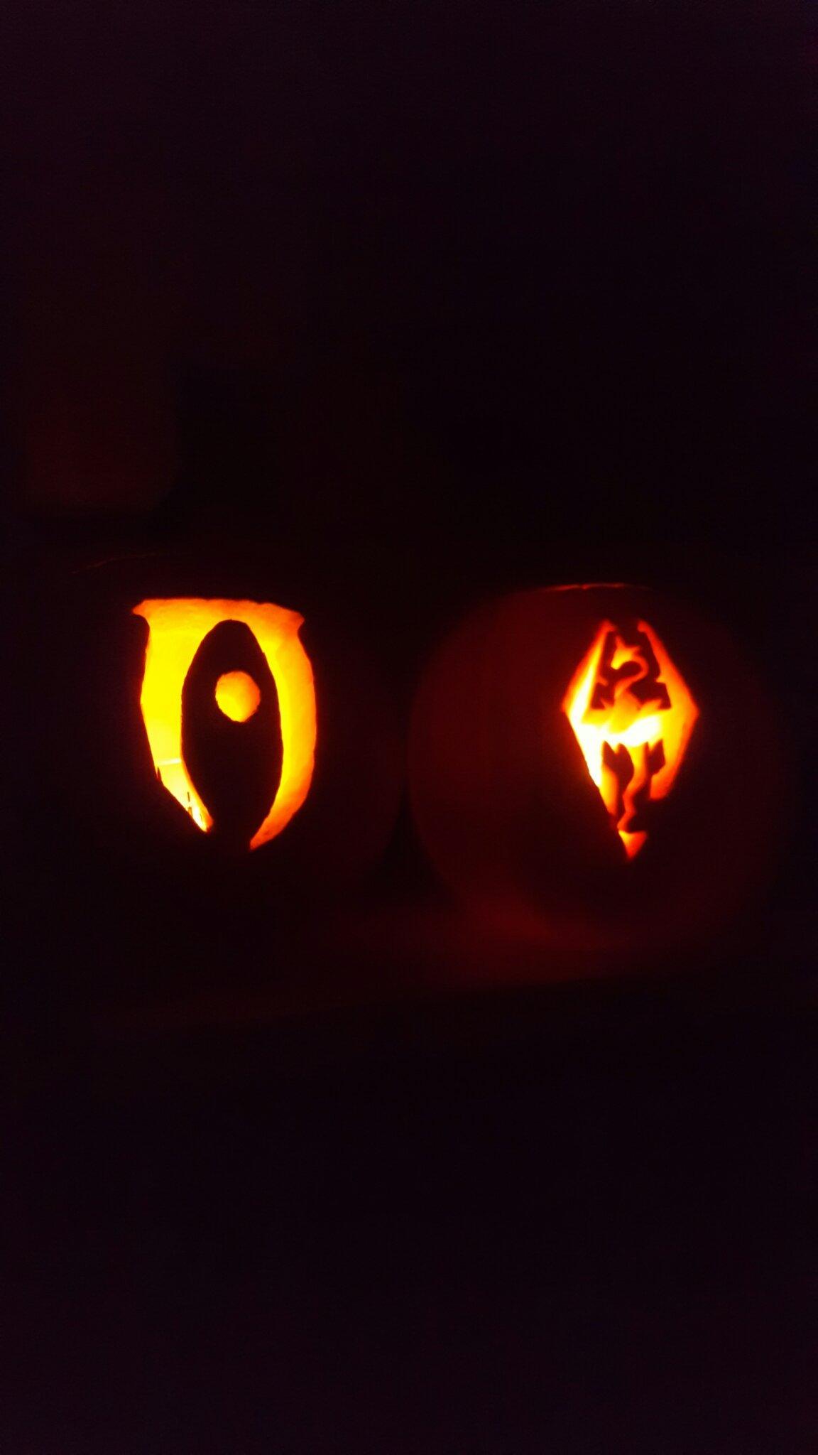 Happy Halloween from Tamriel