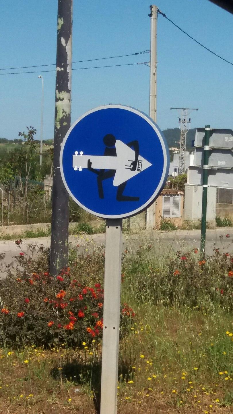 Una señal cualquiera
