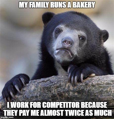 Shitty relatives