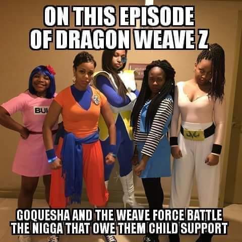 Negro Dbz Names Meme By Stranger8701 Memedroid