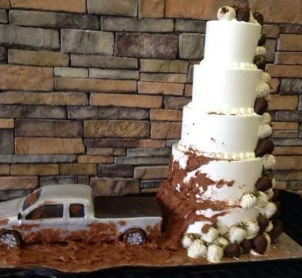 Redneck Wedding Cake Meme By Firebird8476 Memedroid