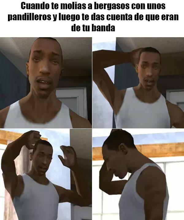 Te Paso Y Lo Sabes V Meme By Perechocho Memedroid