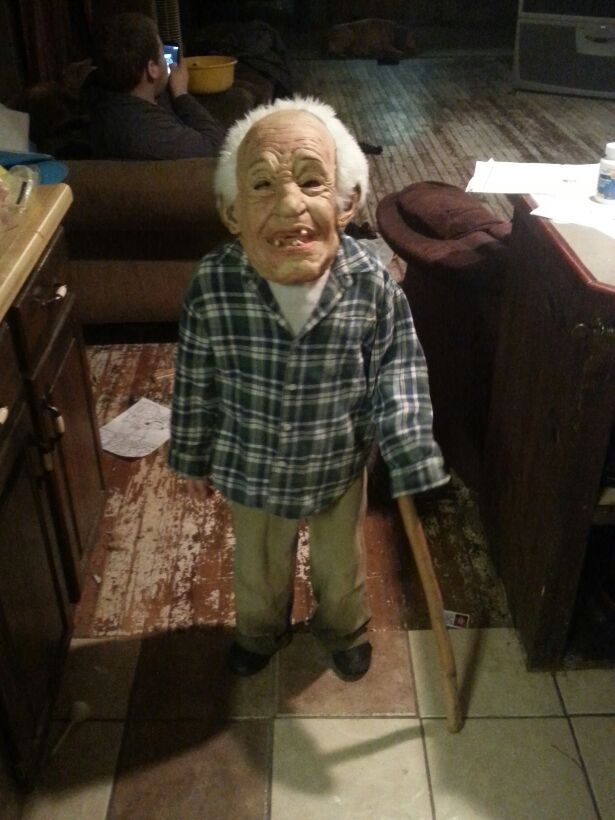 e6b2122cf26 My 6 year old brothers Halloween costume - Meme by awesomeman84 ...
