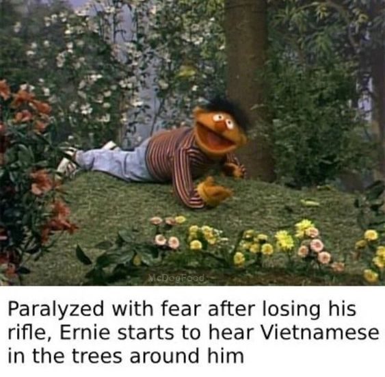 when the trees start speaking Vietnamese - Meme by memeboi3