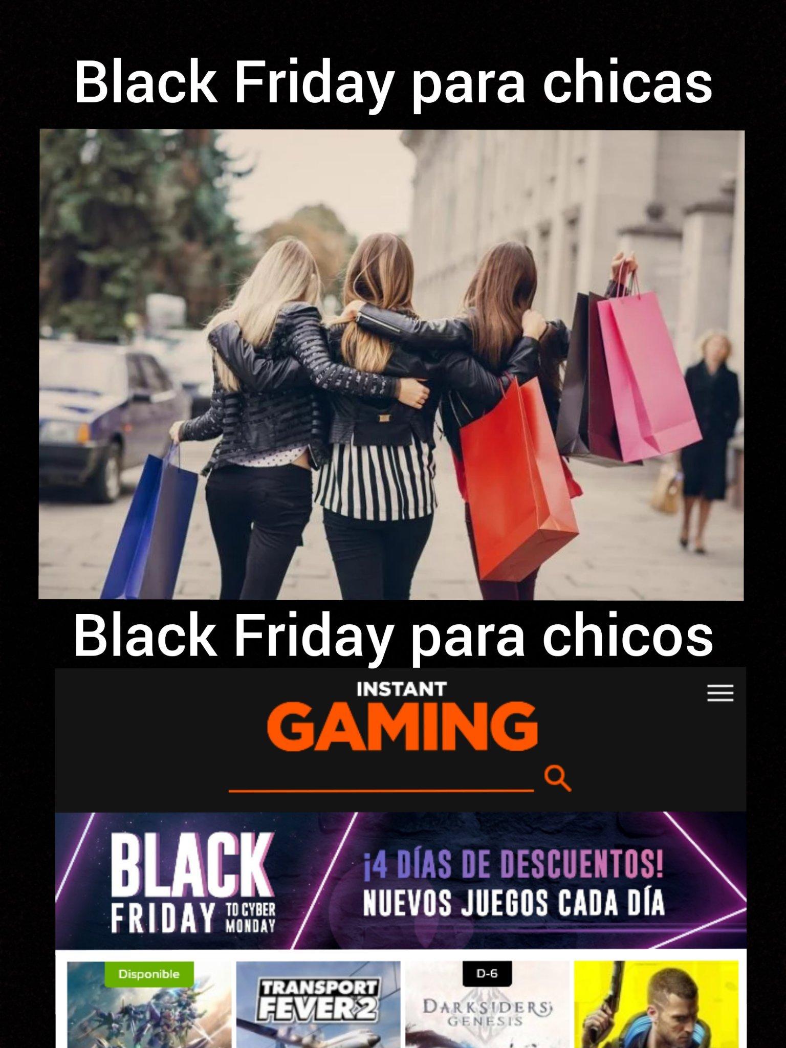 Black Friday Meme By Bonew24 Memedroid