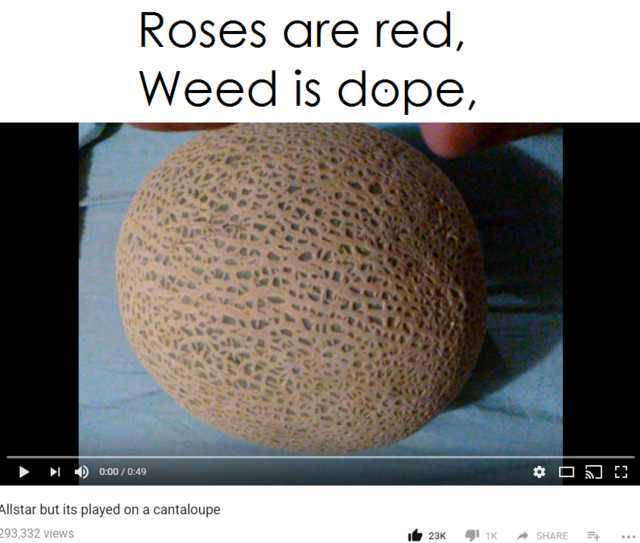 This Meme Brought To You Meme By Drenal Memedroid Explore lacerated cantaloupe's (@laceratedcantaloupe) posts on pholder | see more posts from u/laceratedcantaloupe about spotted, whatisthisthing and prequel memes. this meme brought to you meme by drenal memedroid