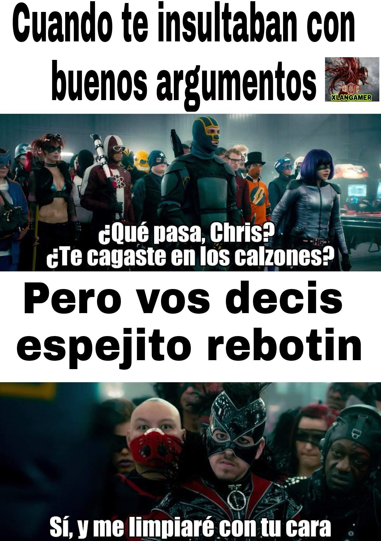 Kick ass - Meme subido por xlangamer :) Memedroid