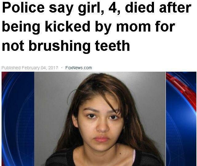 Clean teeth or death!!