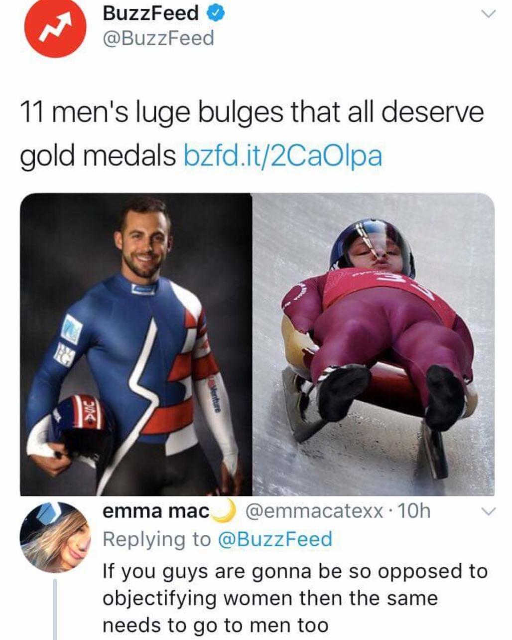 buzzfeed is sexist  - Meme by AvoR :) Memedroid