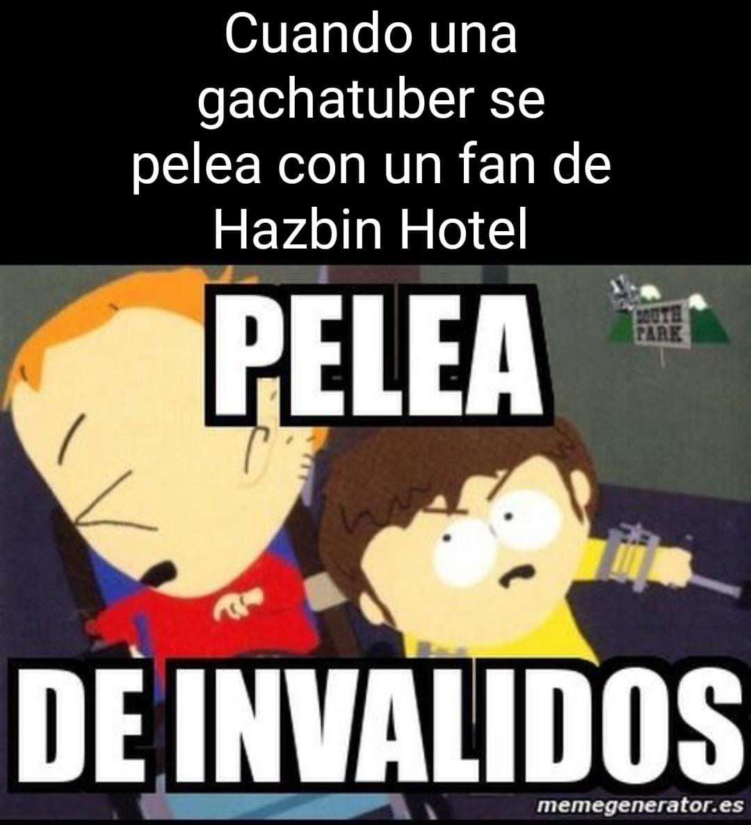 South park - Meme subido por -pedro_benjamin-5 :) Memedroid