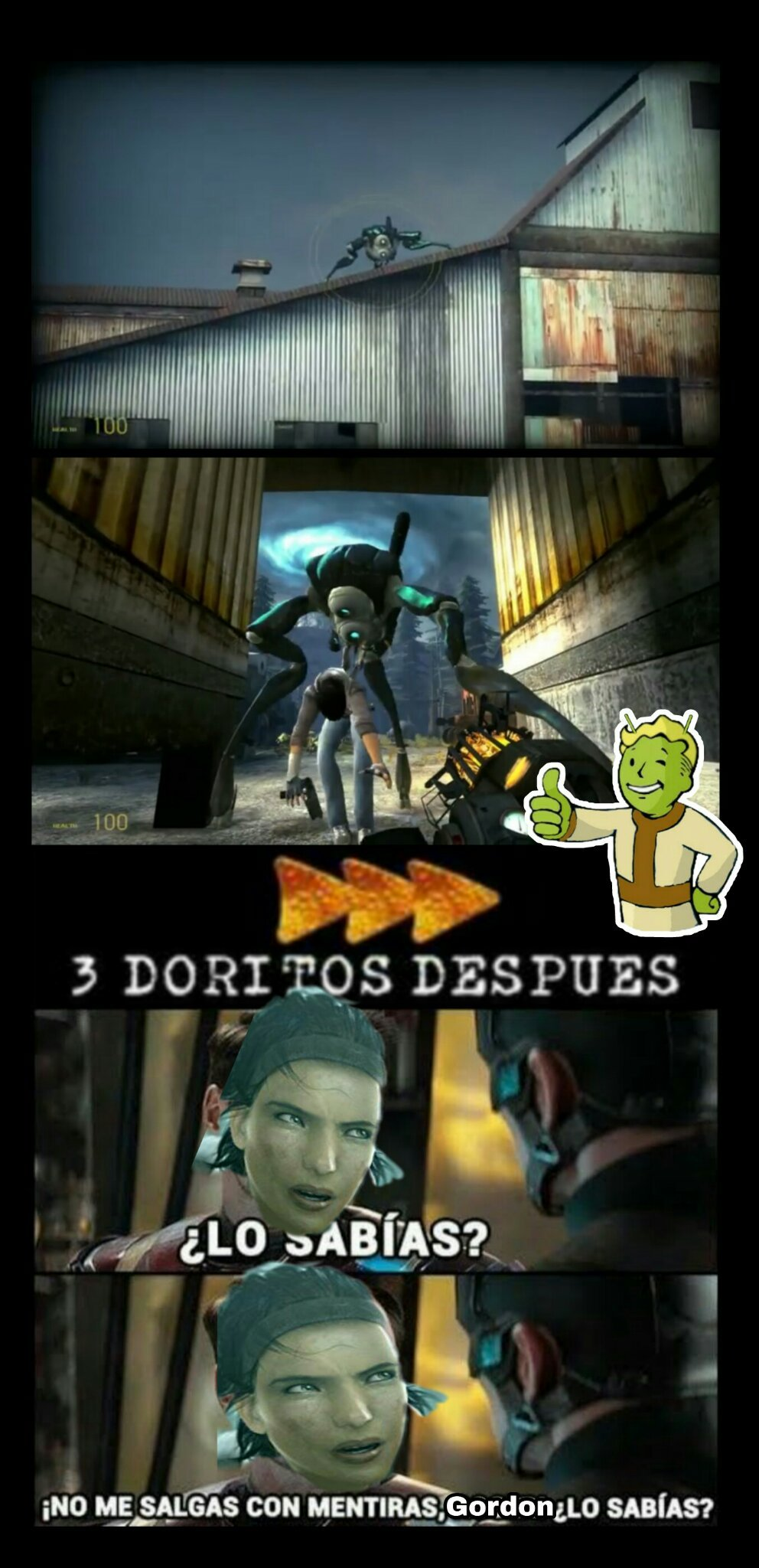 Half Life 2 Episodio 2 Juegazo Meme By The Master Pro Memedroid
