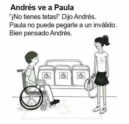 Bien pensado Andres