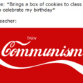 Enjoy Communism