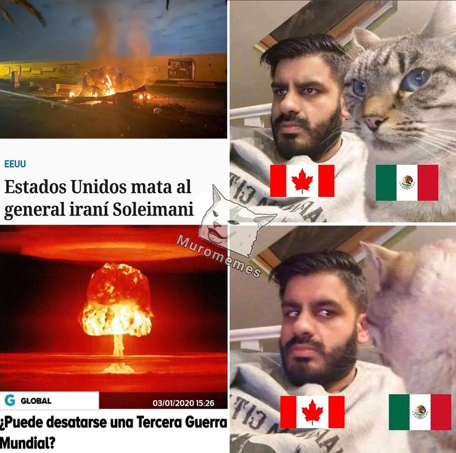 3a guerra mundial - meme