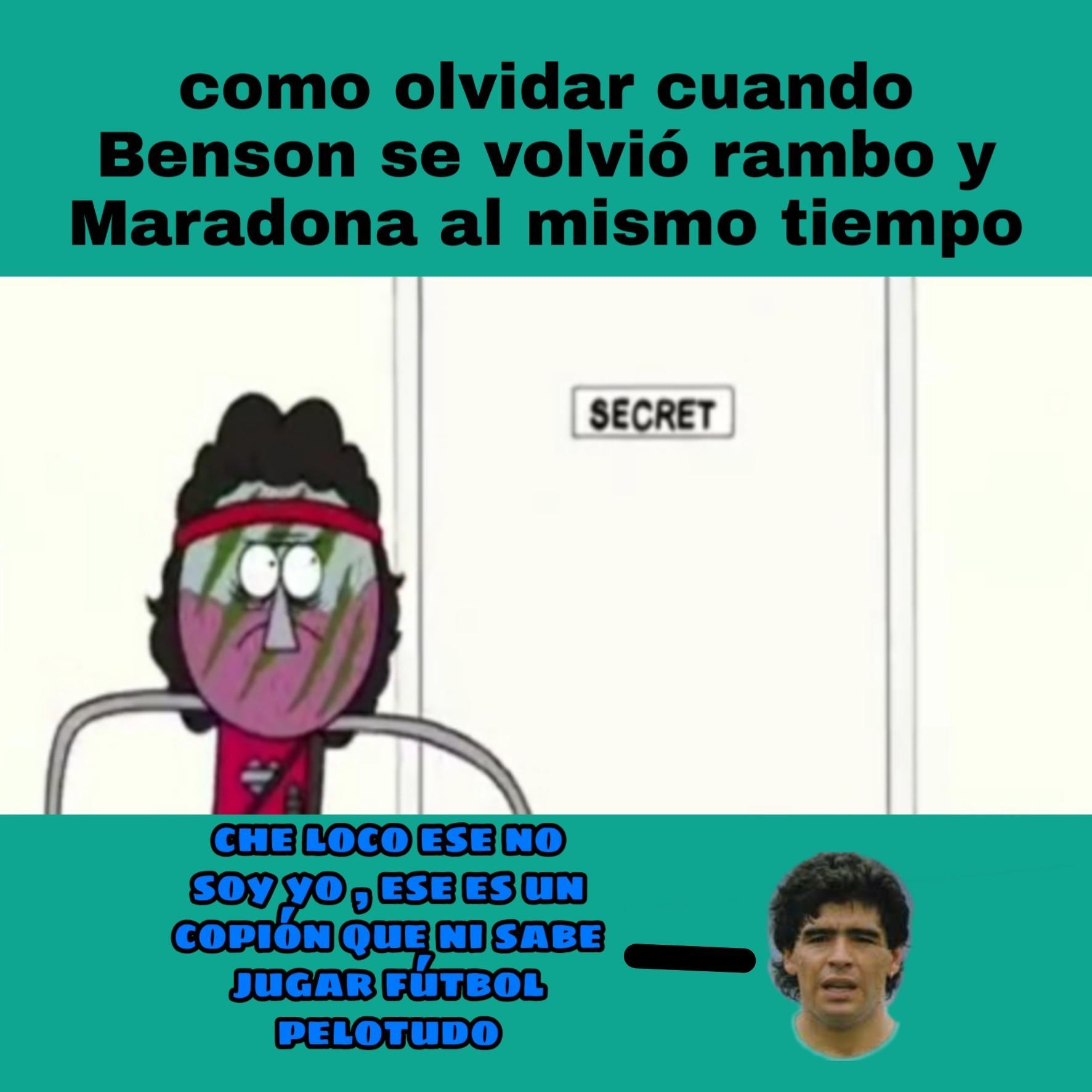 Vamo Maradona - meme