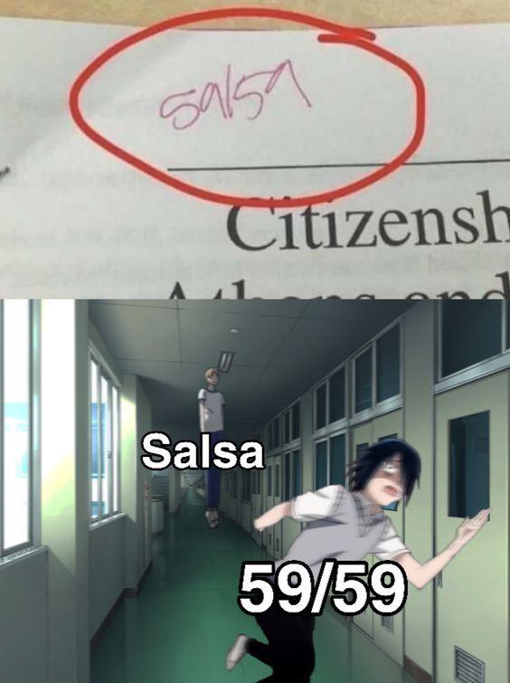 salsa - meme