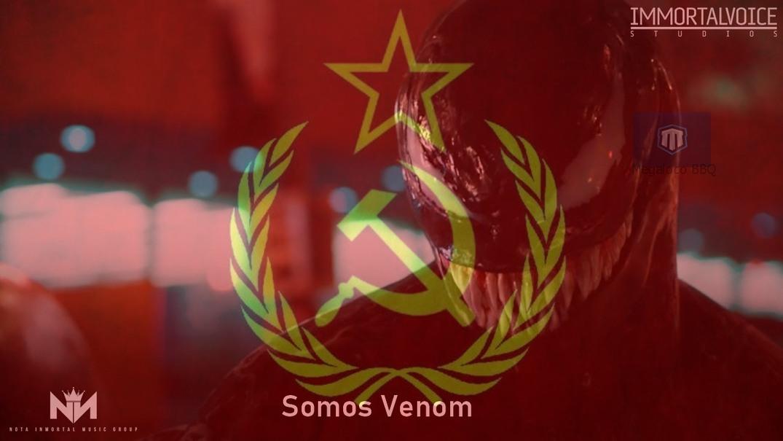 Venom Comunista Venom Comunista - meme