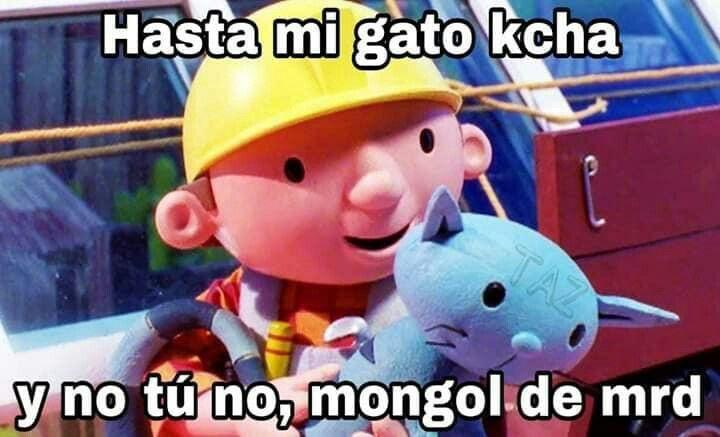 bob cachero 2 - meme