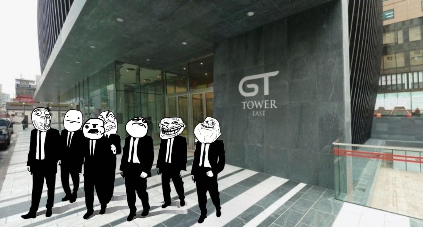 Troll Enterprises - meme