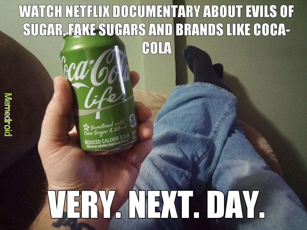 Netflix Fail - meme