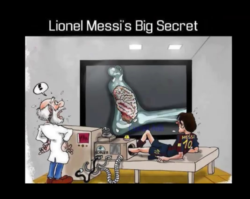 Lionel Messi - meme