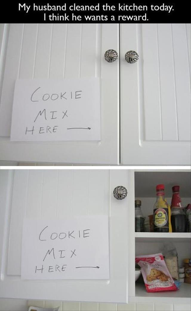 Favourite type of cookie? - meme