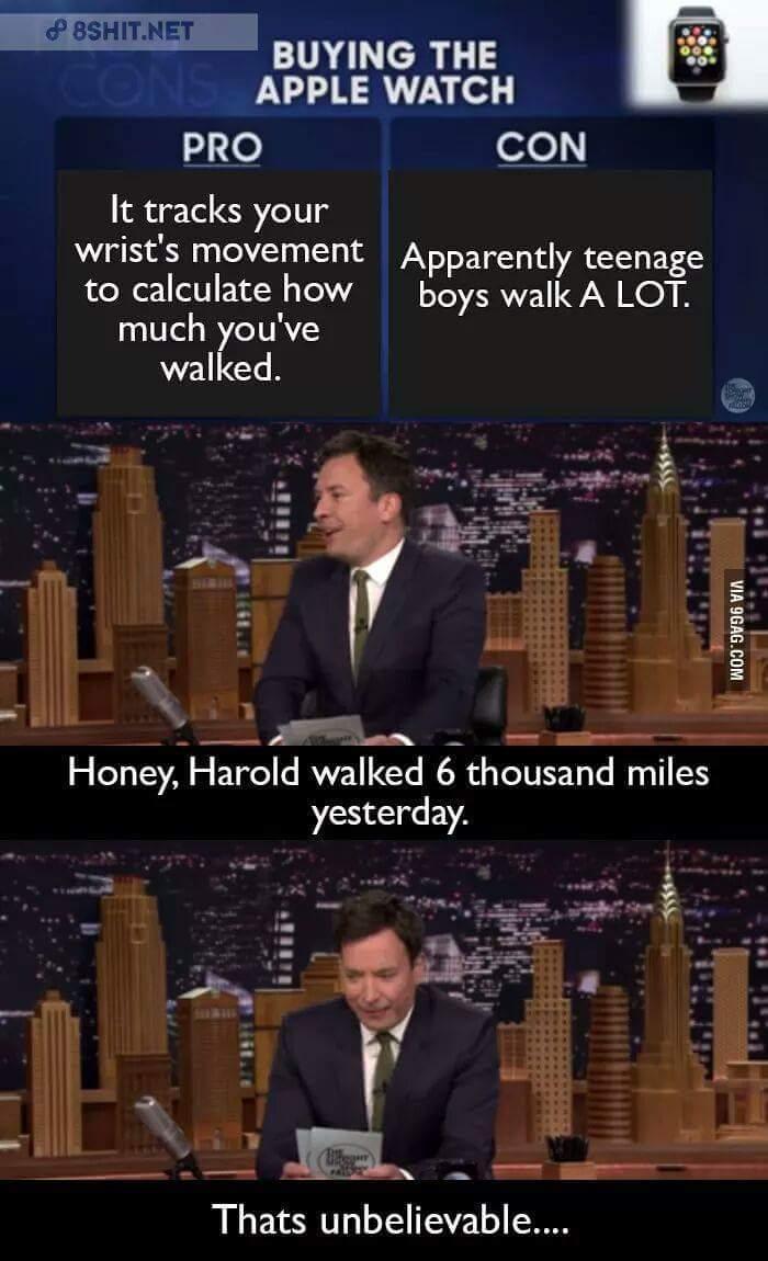 Oh Harold! - meme
