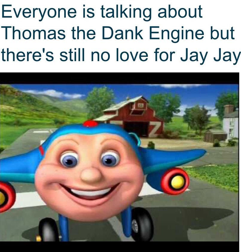 No love for Jay Jay ;( - meme