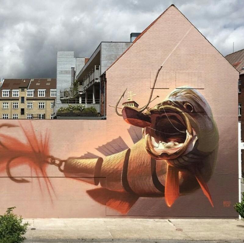 Arte Urbano II - meme