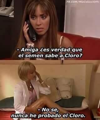 Cl - meme