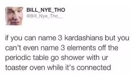 Bill Nye - meme
