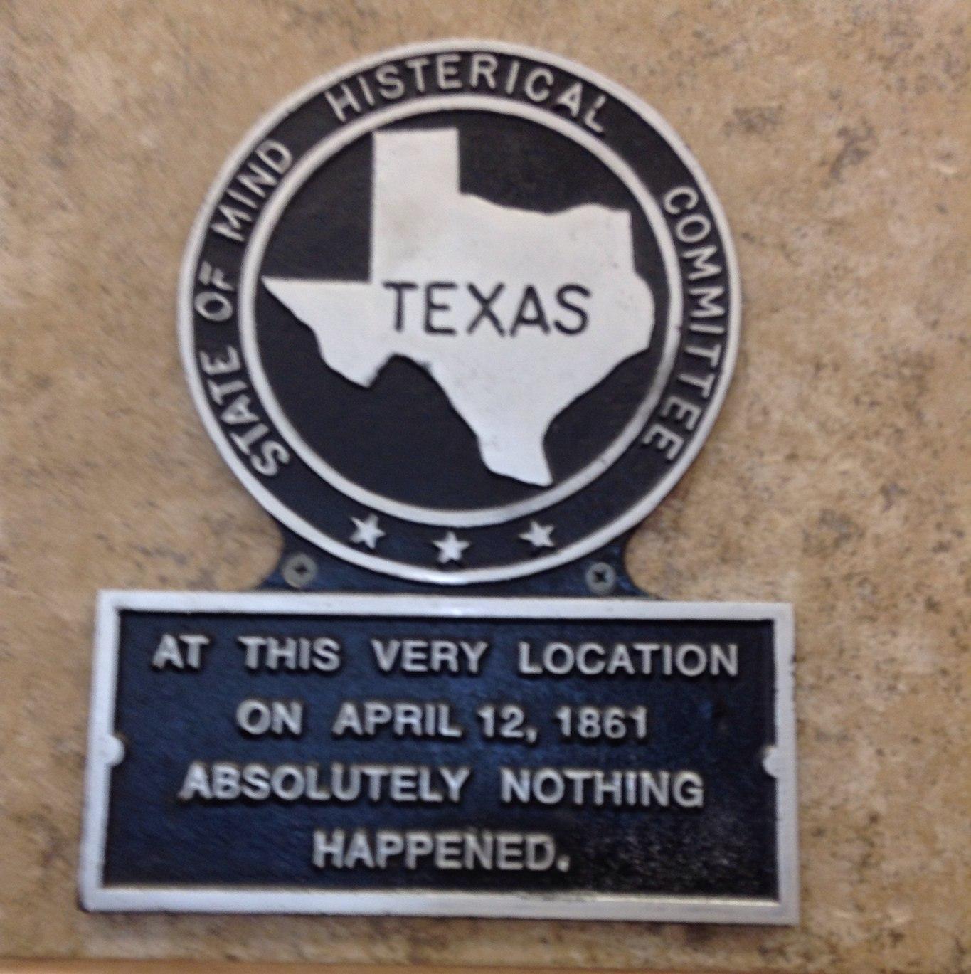Texas y'all - meme
